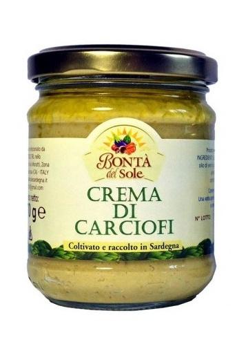 Cream of Sardinian artichoke - Bontà del Sole