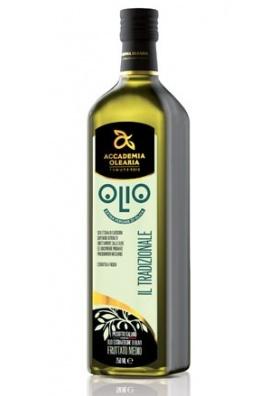 Olio extravergine di oliva fruttato medio - Accademia olearia Alghero