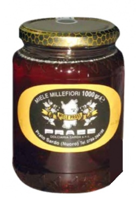 Wildflower honey 1 kg - Agripran