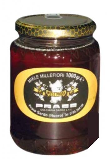 Thistle honey - Agripran