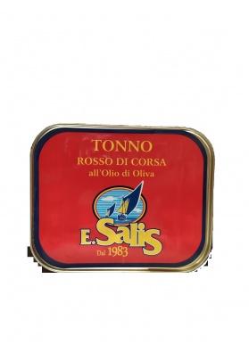 Tonno rosso di corsa all'olio d'oliva - Salis