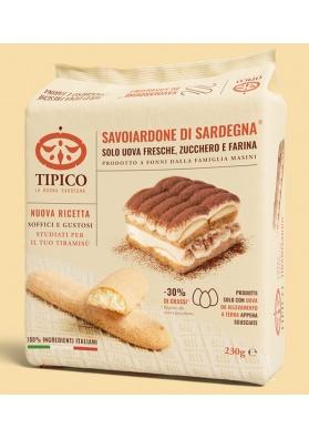 Tiramisardo Savoiardone di Sardegna - Tipico
