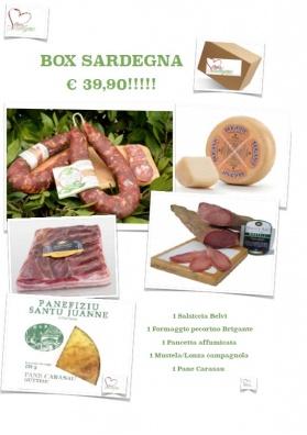 Box Sardegna