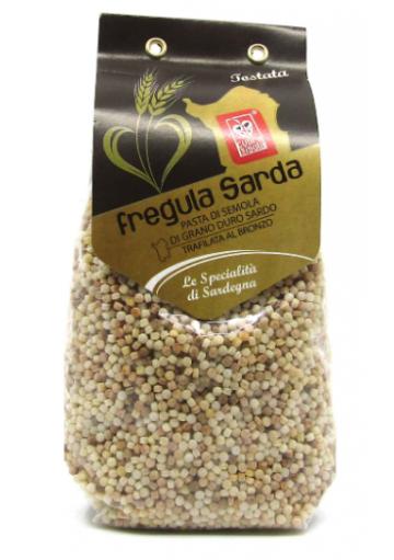 Sardinian Fregola pasta (big size) - La Casa del Grano