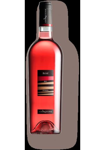 Nieddera rosè wine - Contini