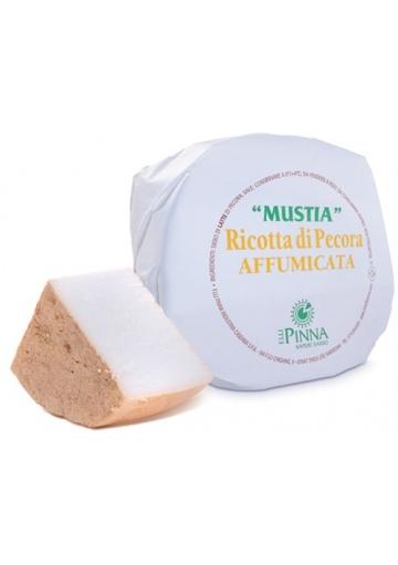 Ricotta di pecora Mustia - Fratelli Pinna - vendita online