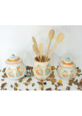 Barattoli ceramiche Kerapinta