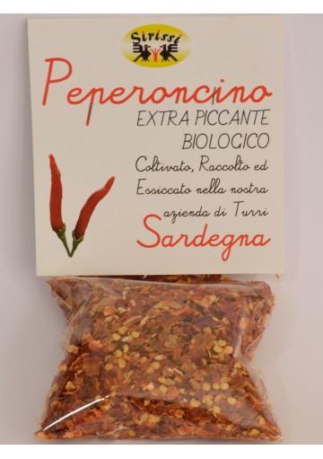 Peperoncino macinato BIO - Azienda Itria