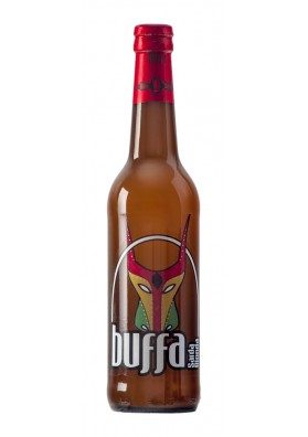 Birra bionda artigianale - Buffa