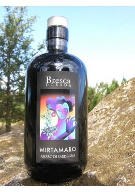 Mirtamaro liqueur - Bresca dorada