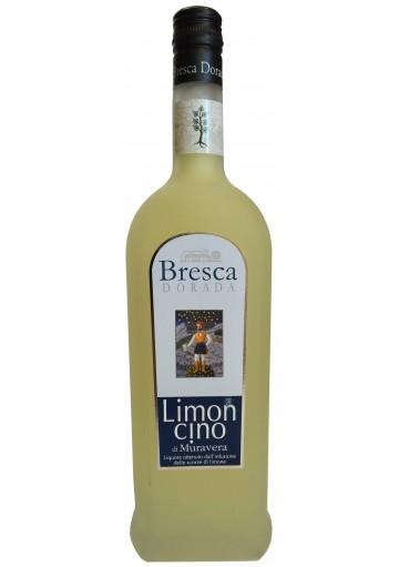Limoncino liqueur - Bresca dorada
