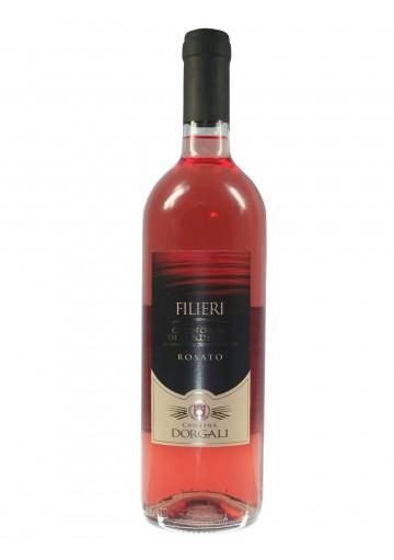 Vino Filieri rosato - Cannonau DOC di Sardegna Cantina di Dorgali