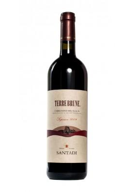 Terre Brune wine - Carignano DOC Superiore - Cantina Santadi