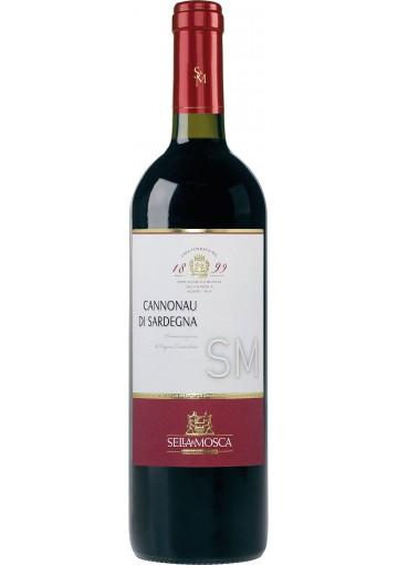 Cannonau wine - DOC di Sardegna Sella e Mosca