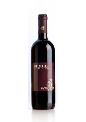 Monica di Sardegna wine - DOC Cantina di Mons