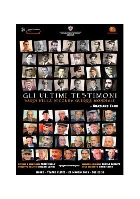 DVD Gli ultimi testimoni - Sardi nella Seconda Guerra Mondiale