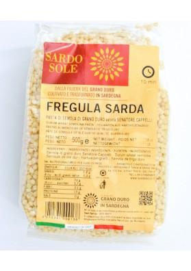 Pasta Fregula sarda - Senatore Cappelli Sardo Sole