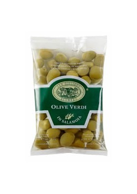 Green Olives in Brine San Giuliano Sardinia products