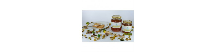 sardinian honey and jams
