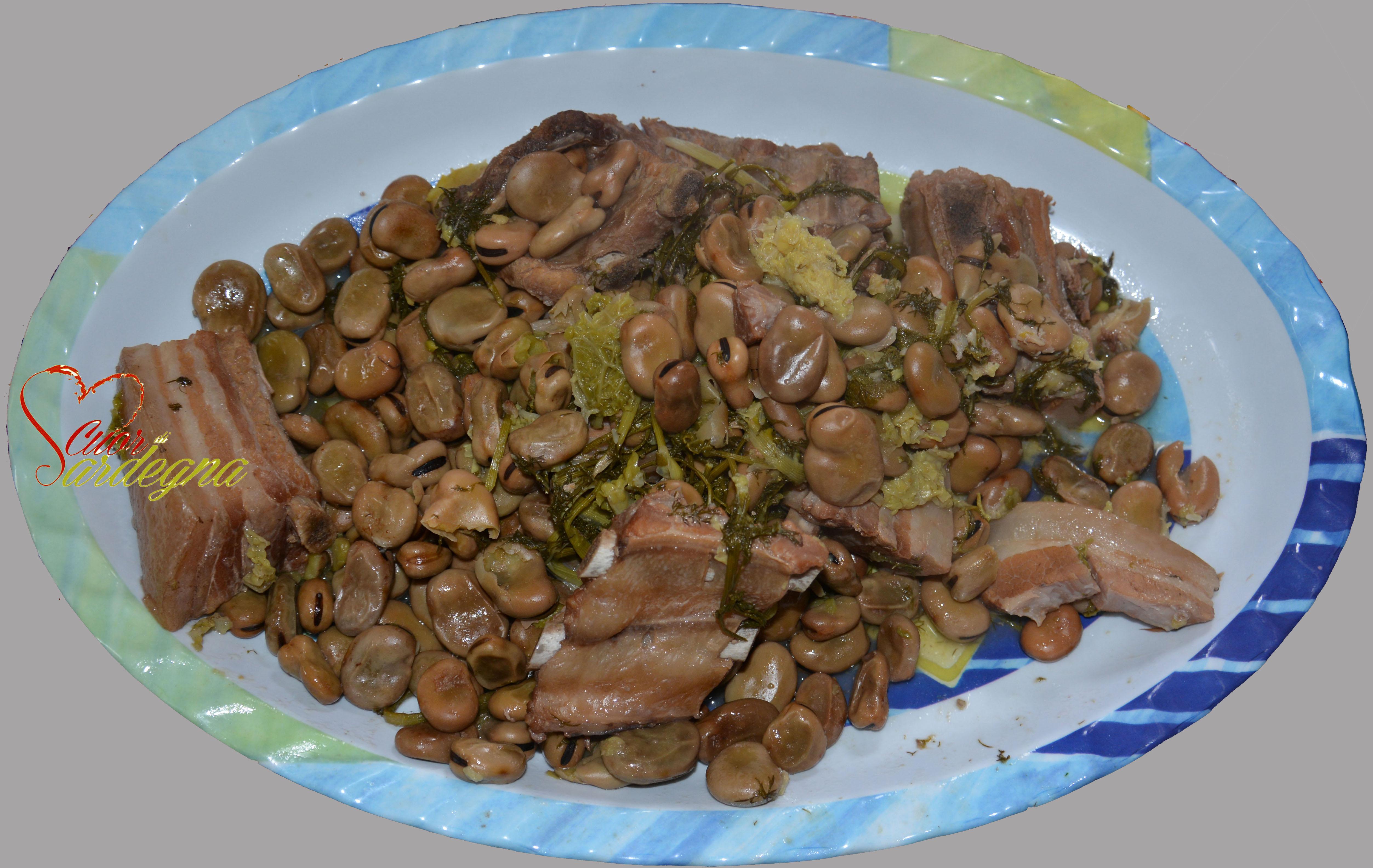 Face von lardo - Ricetta tipica sarda - Cuor di Sardegna blog